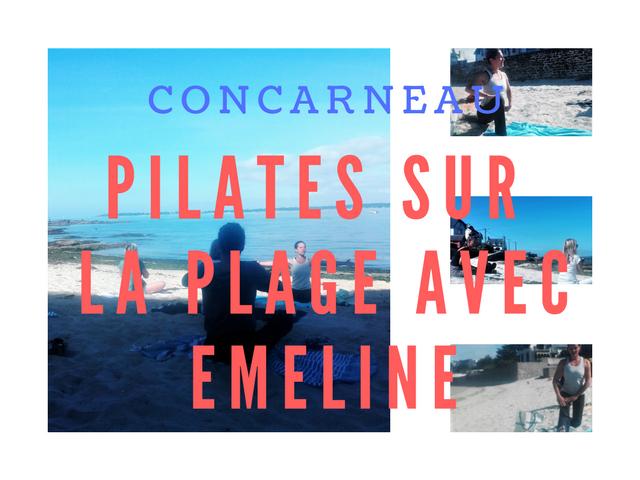 emeline-rabadeux-artiste-complete-danseuse-cours-pilates-sur-la-plage-concarneau-peintre-julieromcc